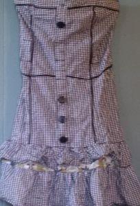 Seductions farm girl dress
